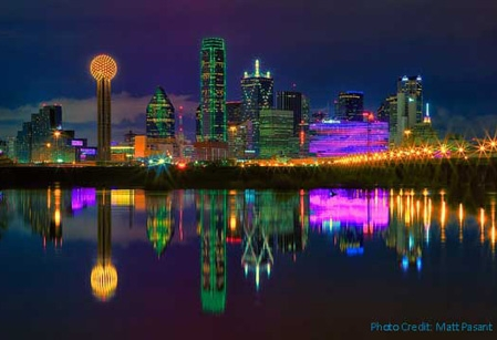 Dallas, Texas in 2015