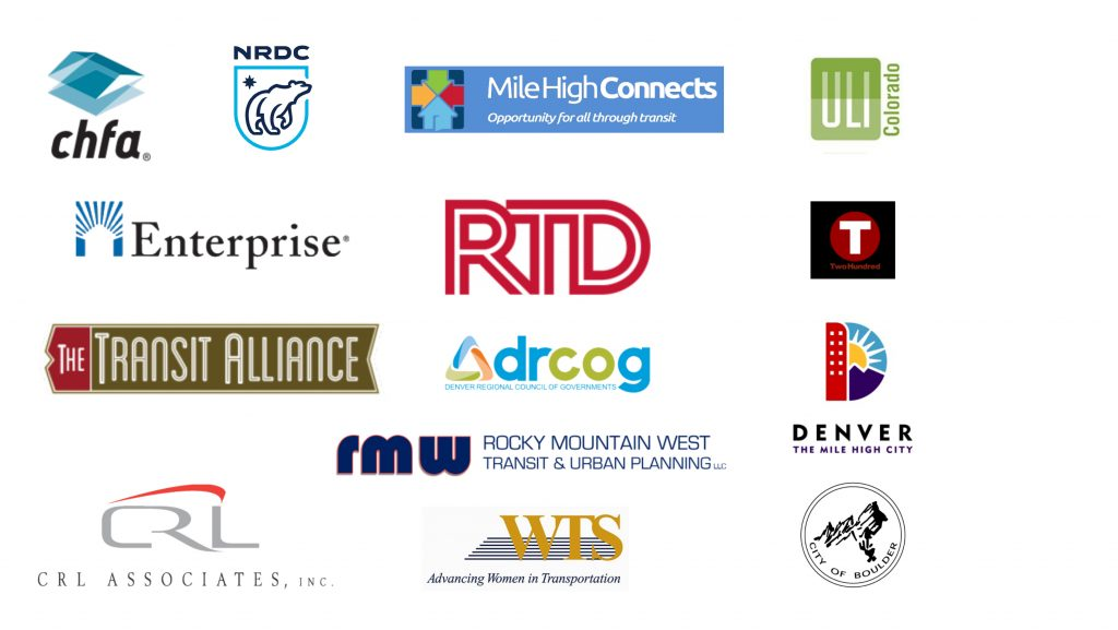 Logos of Denver Local Host Committee