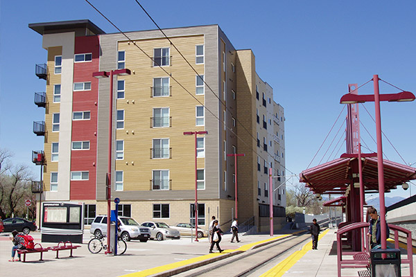 Equitable Transit-Oriented Development