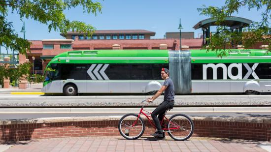 MAX Bus Rapid Transit, Fort Collins, CO