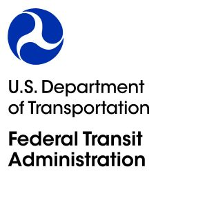US DOT Federal Transit Administration logo