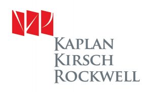 Kaplan Kirsch and Rockwell logo