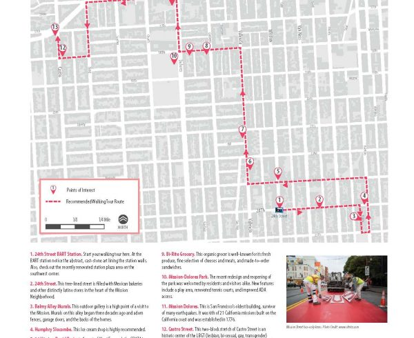 Castro Self Guided Walking Tour