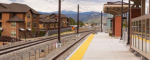 G Line Arvada Ridge Station