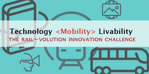 Rail~Volution Innovation Challenge graphic