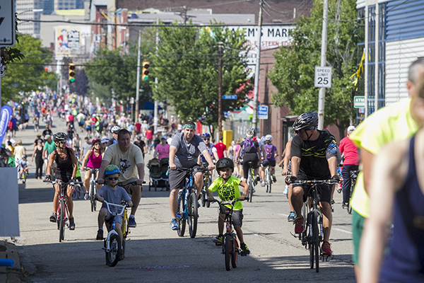 Open Streets. Credit Shannon Kenyon