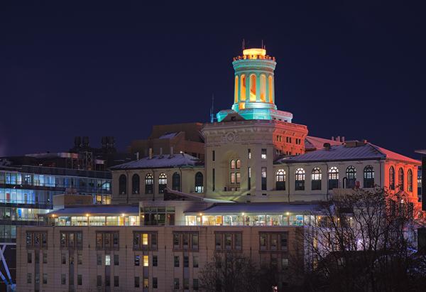 Hamerschlag Hall, Carnegie Mellon University