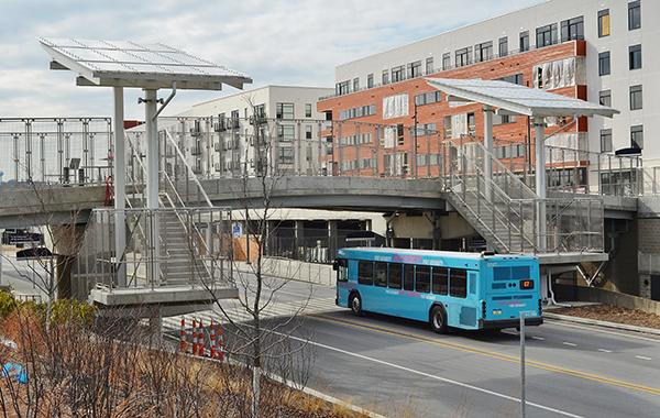 East Liberty Transit-oriented development