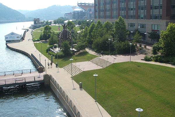 Pittsburgh North Shore Park