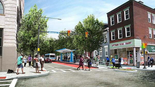 Forbes BRT rendering