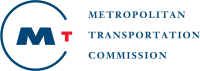 Metropolitan Transportation Commission, Bay Area, CA, logo