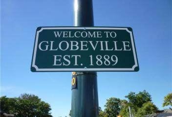 Globeville neighborhood, North Denver
