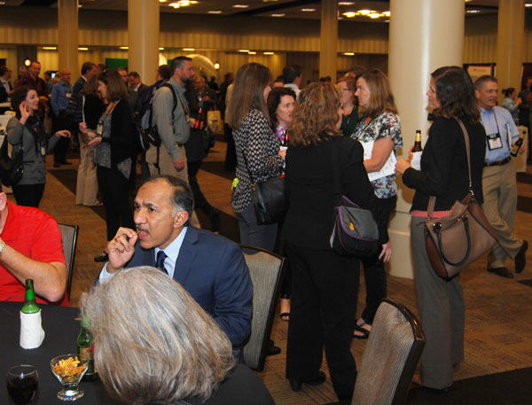 Rail~Volution Trade Show Reception
