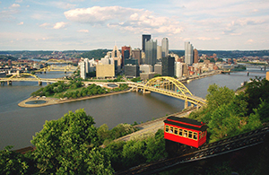 Pittsburgh Incline and Skyline